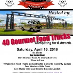 Food Truck Wars April